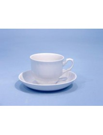 """Чайная пара 250 см3 """"Тюльпан"""""""