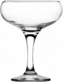 Бокал-блюдце под шампанское 265 мл Bistro
