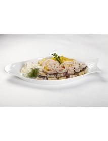 Блюдо овальное Рыбка «Day» 325 мм
