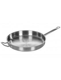 Сковорода Luxstahl 360/50 из нерж. стали