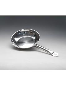 Сковорода Luxstahl 320/55 из нерж. стали