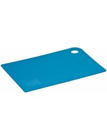 Доска разделочная цветная полипропилен 345х245х4,5 мм