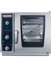 ПАРОКОНВЕКТОМАТ RATIONAL COMBI MASTER® PLUS XS