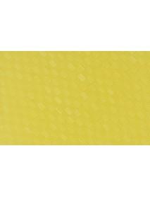 Поднос столовый из полистирола 450х355 мм желтый