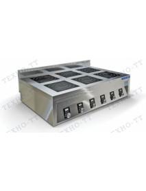 Шестиконфорочная плита