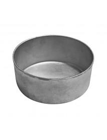 Хлебная форма 150х140 мм круглая
