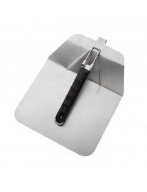 Лопатка для пиццы 255х205 мм прямоугольная складная