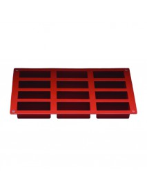 Форма для выпечки «Прямоугольники» 300х175 мм Silicon Flex