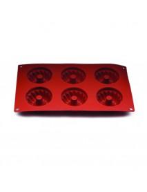 Форма для выпечки «Кекс» с отверстием 295х175 мм Silicon Flex