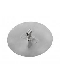 Крышка к форме для выпечки/выкладки гарнира или салата «Круг» диаметр 100 мм