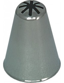 Насадка кондитерская «Снежинка» 17 мм