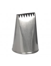 Насадка кондитерская «Лента гофрированная» 30 мм