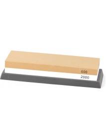 Камень точильный комбинированный 600/2000 Premium Luxstahl