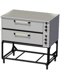 Шкаф жарочно–пекарский ЭШП-2с, нержавеющая сталь