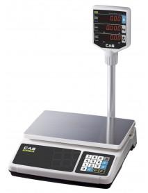 Весы торговые CAS PR-15 P
