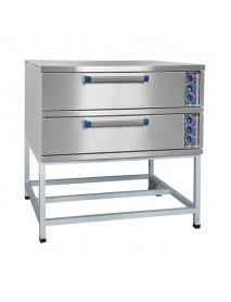 Шкаф пекарский двухсекционный ЭШ-2к