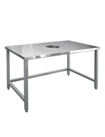 Стол для сбора отходов ССО-1 (нерж.)