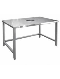 Стол для сбора отходов ССО-1 (краш.)