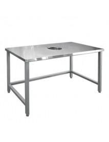 Стол для сбора отходов ССО-4 (нерж.)