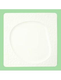 Тарелка квадратная (25х25 см) «Venezia» 91623100