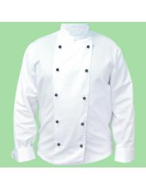 Куртка поварская с длинным рукавом (размер M) 97000203