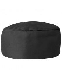 Шапочка на резинке, черная 99004007