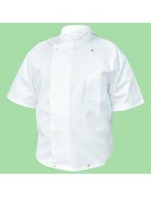 Куртка поварская с коротким рукавом, белая (50 разм.)  71047197