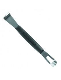 Нож для снятия цедры двухсторонний 92001343
