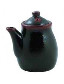 Соусник фарфоровый черный «SOHO» (180 мл) 99007016
