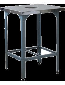 Стол островной для сбора отходов СРП 800х600