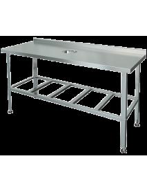 Стол для сбора отходов  СПСО-1-0,6-0,6