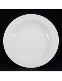 Тарелка глубокая, фарфор (D=225 мм) 0203225