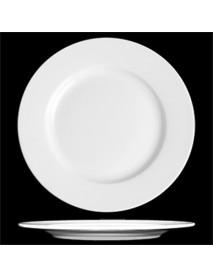 Тарелка плоская, фарфор (250 мм) 2733250