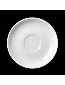 Блюдце круглое, фарфор (145 мм) ИБЛ 03.145