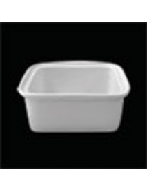 Емкость для запекания без крышки, фарфор (600 мл) ИСО 23.600 БК