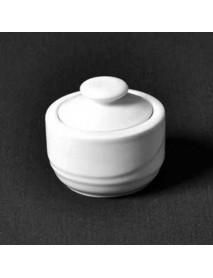 Крышка к сахарнице «Принц», фарфор (200 мл) ИСХ 03.200