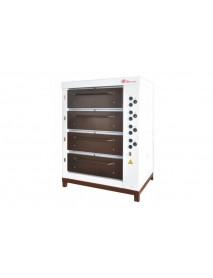 Хлебопекарная ярусная печь ХПЭ-750 (крашенные облицовка и дверки).