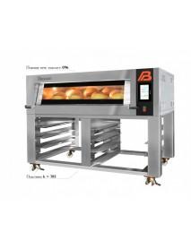 """Профессиональная хлебопекарная подовая печь """"Пассат"""" 096"""